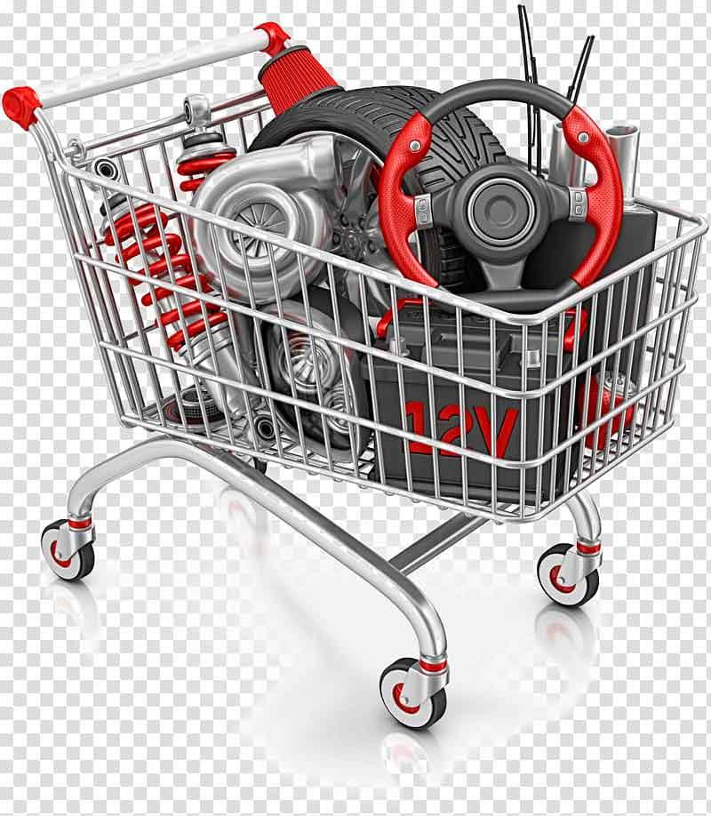 خرید اینترنتی قطعات خودرو